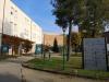 Cuggiono - L'ingresso dell'Ospedale