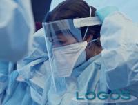 Salute - Un infermiere per coronavirus (foto internet)