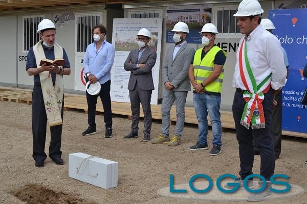 Villa Cortese - Nuova scuola Elementare (Foto internet)