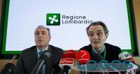 Politica - Giulio Gallera e Attilio Fontana