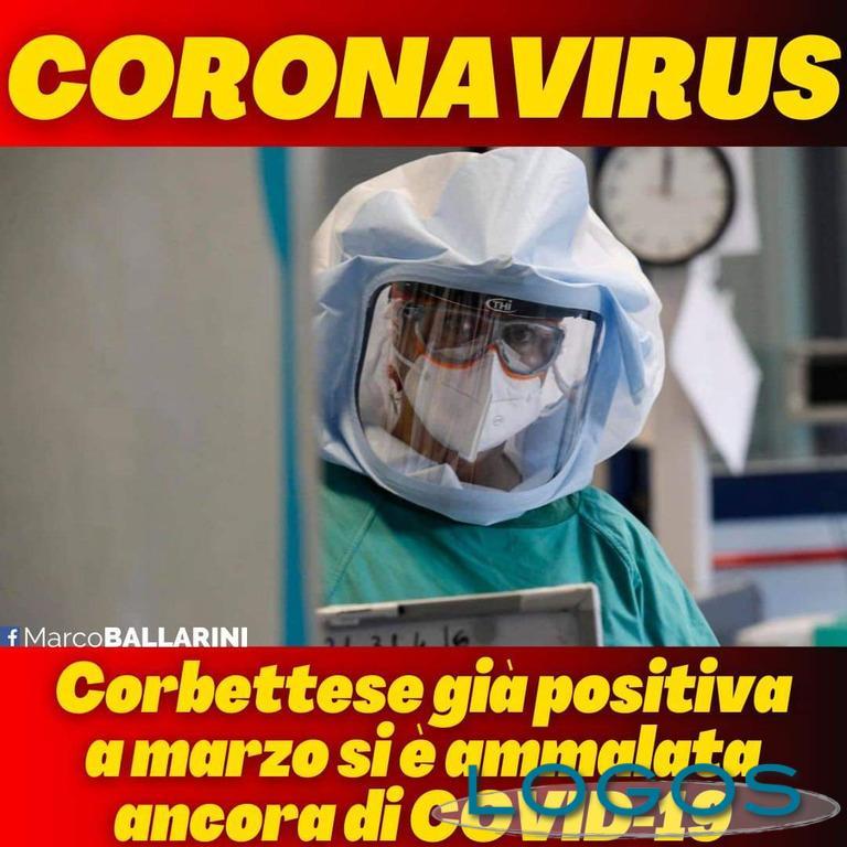 Corbetta - Cittadina si ricontagia al Covid-19