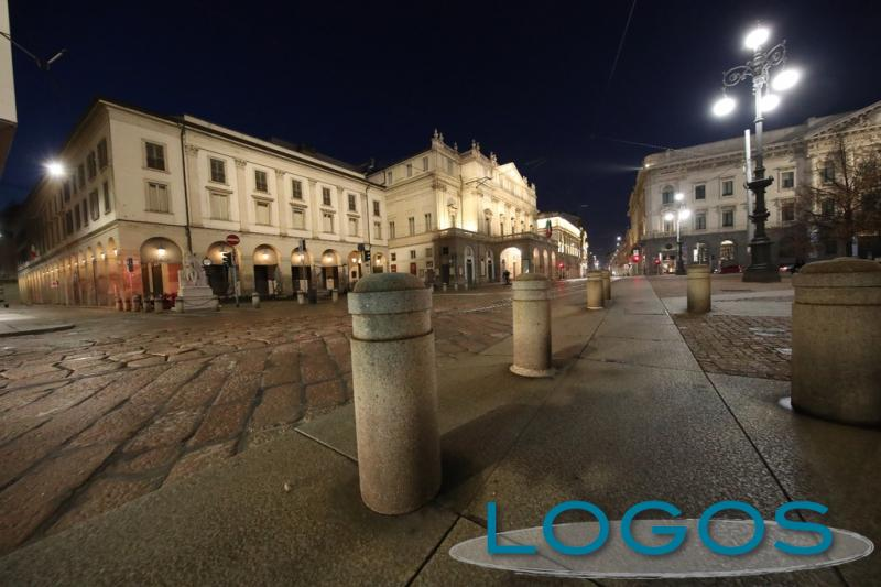 Inchieste - Milano in 'zona rossa' (Foto Franco Gualdoni)