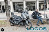 Motori - Yamaha XMax 300 Tech Max (Foto Roberto Serati)