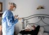 Salute - Cure a casa dei pazienti Covid (Foto Ansa)