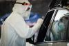 Salute - Tampone in auto (Foto internet)