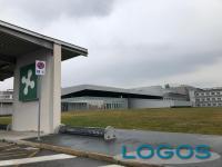 Legnano - Ingresso Ospedale pedonale