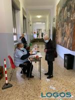 Salute - Vaccinazione antinfluenzale (Foto Franco Gualdoni)