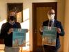 Turbigo - Il sindaco Garavaglia e l'assessore Chiandotto