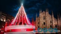 Milano - Il progetto dell'Albero della Coca Cola