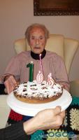 Cuggiono - 105 anni per Giuseppina Ghidoli