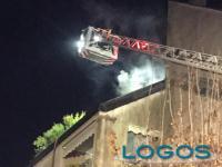 Cuggiono - Incendio 1 dicembre 2020