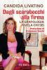 Cultura - Candida Livatino, 'Dagli scarabocchi alla firma'