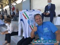 Galliate - Davide Ferrari, ex sindaco