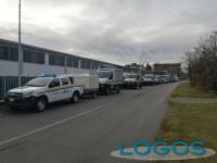 Territorio - Volontari del Parco del Ticino in aiuto in Emilia