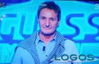 Castano - Eugenio Ferrario durante la trasmissione