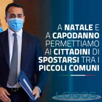 Editoriali - Il messaggio del ministro Di Maio su Facebook (Foto internet)