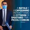 Editoriali - Il messaggio del ministro Di Maio su Facebook (Foto internet)