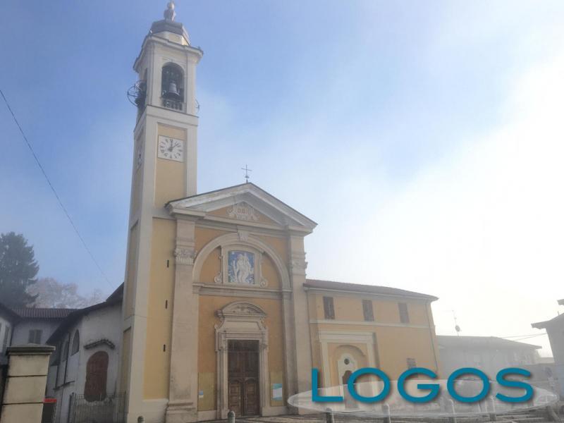 Ossona - La chiesa parrocchiale