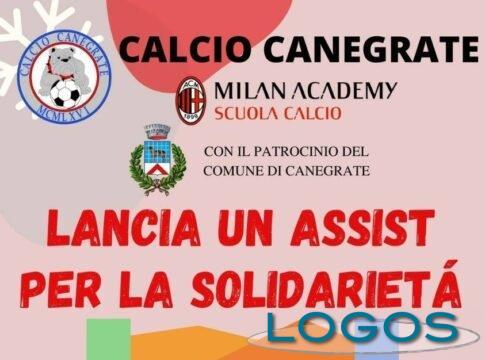 Sport / Canegrate - 'Lancia un assist per la solidarietà' (Foto internet)