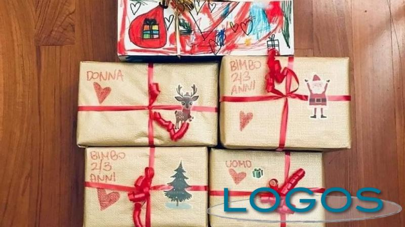 Sociale - 'Natale in scatola' (Foto internet)