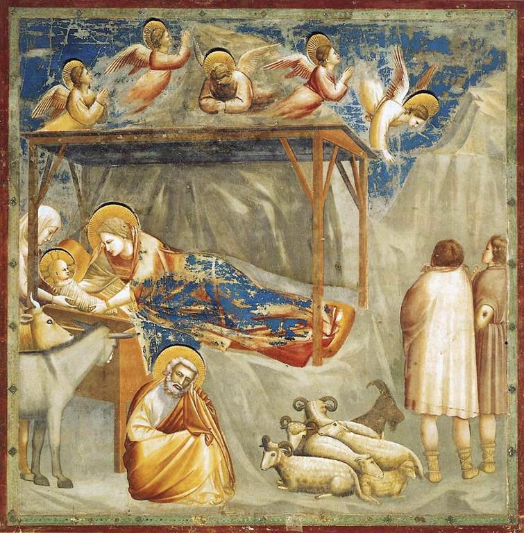 Arte - Natività di Giotto