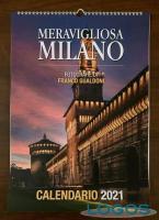 Castano - Il calendario realizzato da Franco Gualdoni