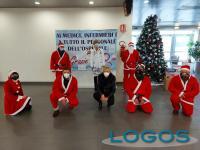 Legnano - Da Gloster un dono per la Pediatria