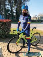 Sport - Un ciclista dell'Insubria Sport