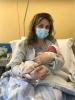 Ospedale di Legnano - La prima nata del 2021