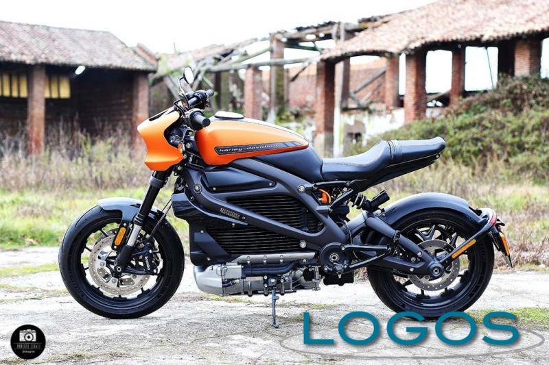 Motori - Harley Davidson LiveWire (Foto Roberto Serati)