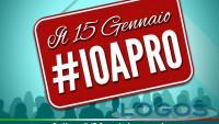 Attualità - #ioapro (Foto internet)