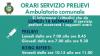 Arconate / Salute - Nuovi orari servizio prelievi