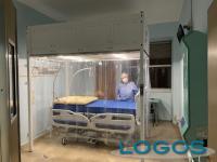 Busto Arsizio - Nuova camera sterile in ospedale