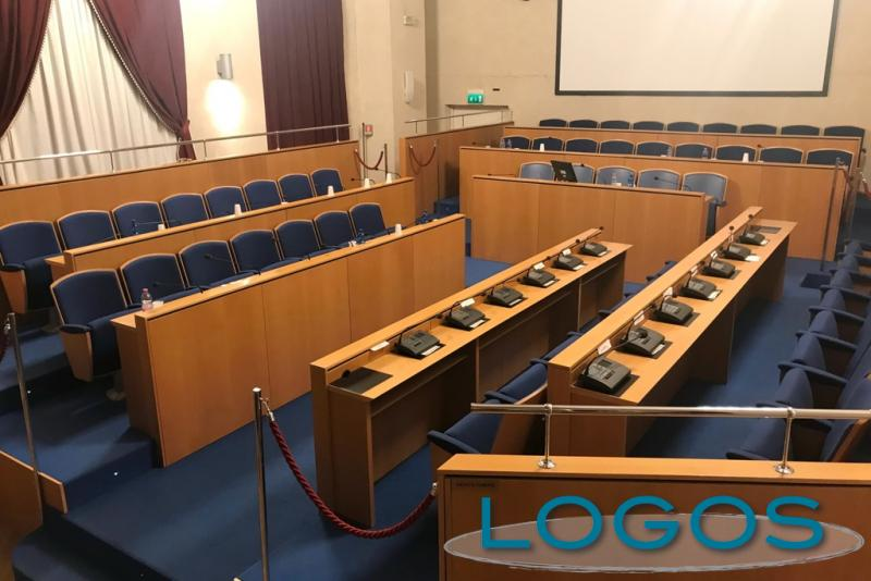Legnano - Sala consiliare (Foto internet)
