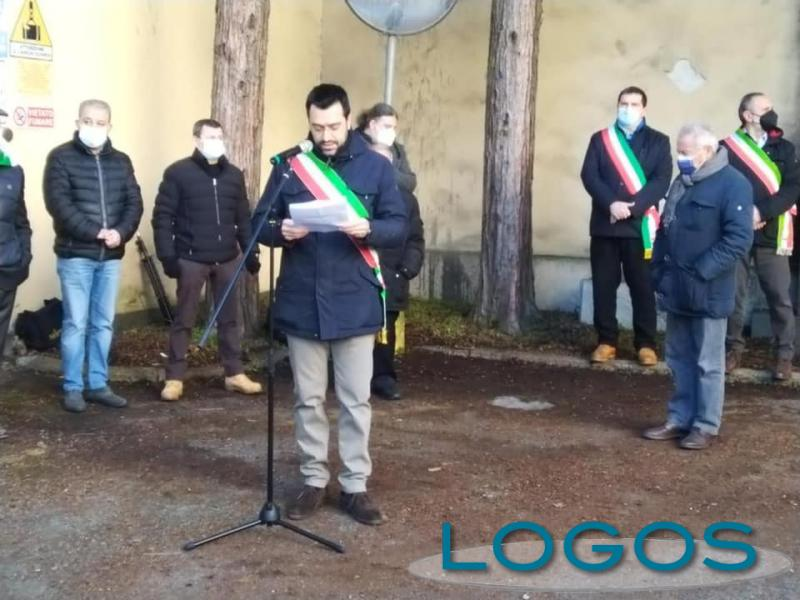 Legnano - 77° della deportazione della Franco Tosi