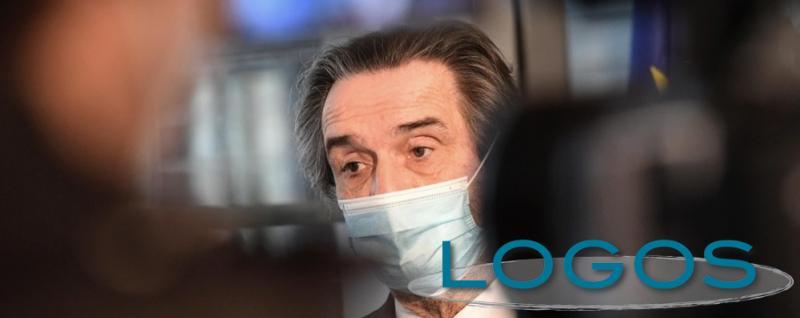 Milano - Il presidente Attilio Fontana (Foto internet)