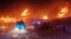 Sport - Incendio al Museo della Moto (Foto internet)