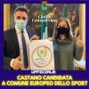 Castano - Castano candidata a 'Comune Europeo dello Sport'