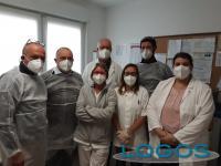 Busto Garolfo / Salute - Campagna vaccinazione Covid in Casa Famiglia