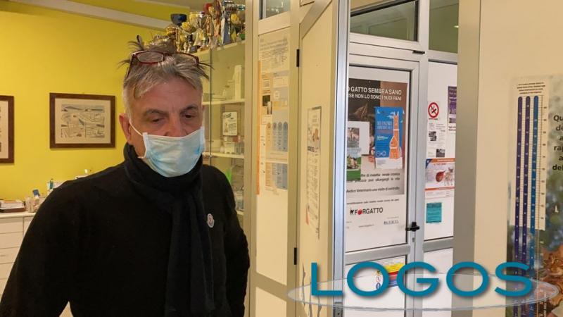 Castano - Il dottor Angelo Anselmi