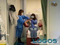 Salute - Vaccinazioni anti-Covid (Foto d'archivio)