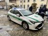 Cerro Maggiore - Nuova auto per la Polizia locale