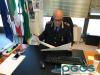 Turbigo - Il comandante Fabrizio Rudoni (Foto d'archivio)