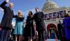 USA - Insediamento del Presidente Biden (foto internet)