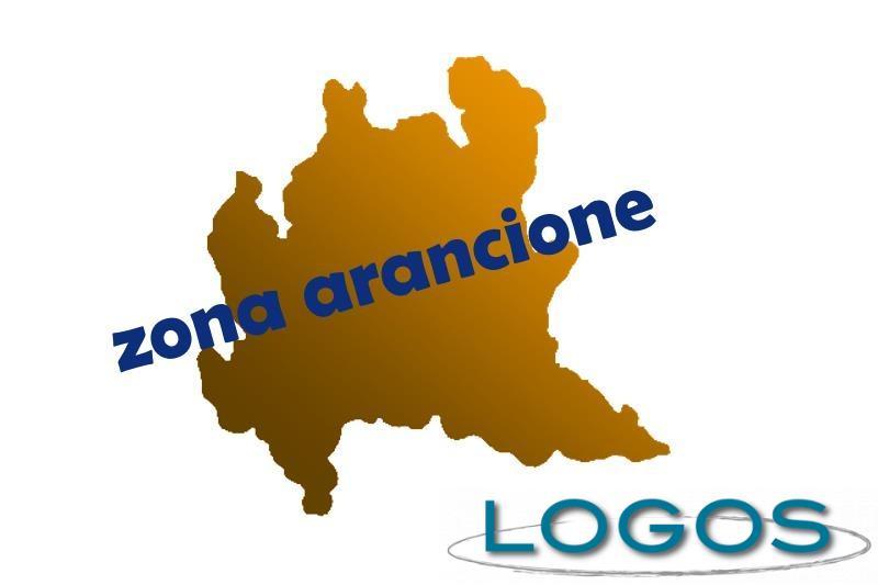 Territorio - Lombardia in 'zona arancione' (Foto internet)
