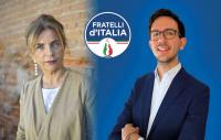 Politica - Giuliana Soldadino ed Andrea Azzolin
