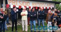 Politica - Fabrizio Cecchetti contro la discarica