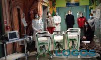 Busto Arsizio - Donazione alla pediatria (foto internet)