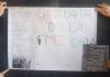 Robecco - Disegni dei bambini per la Giornata della Memoria 2021