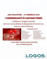 Castano - San Valentino con i commercianti